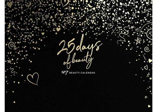 Boots No7 Beauty Advent Calendar 2020