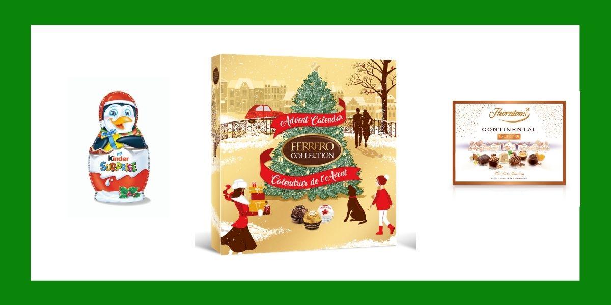 Ferrero Christmas 2020 collection