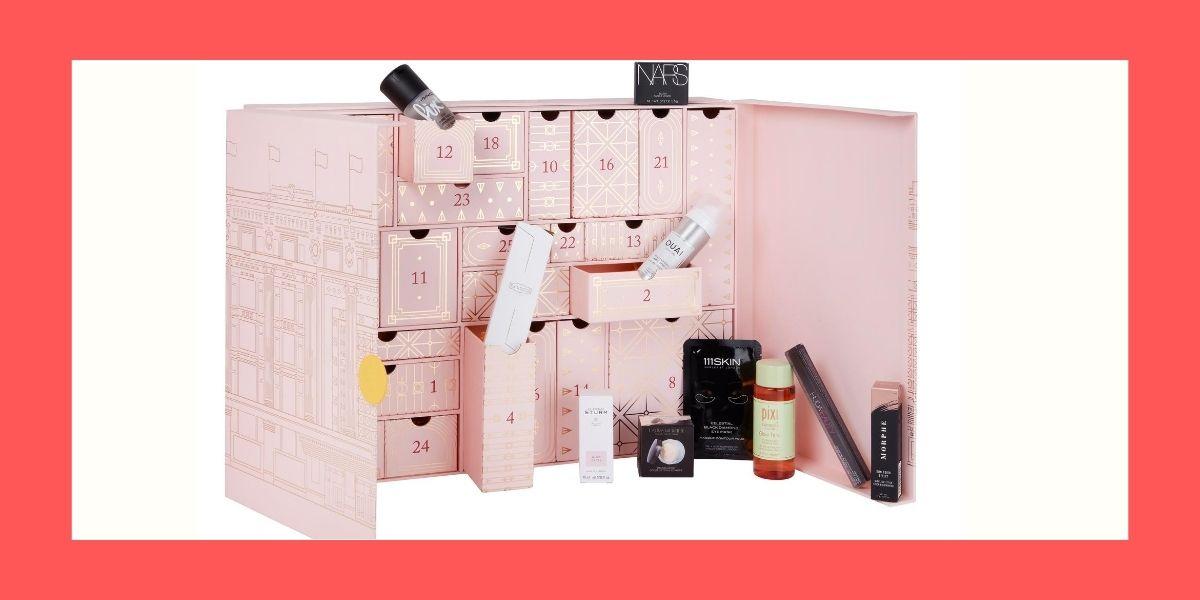 Selfridges Exclusive 25 day beauty advent calendar 2020