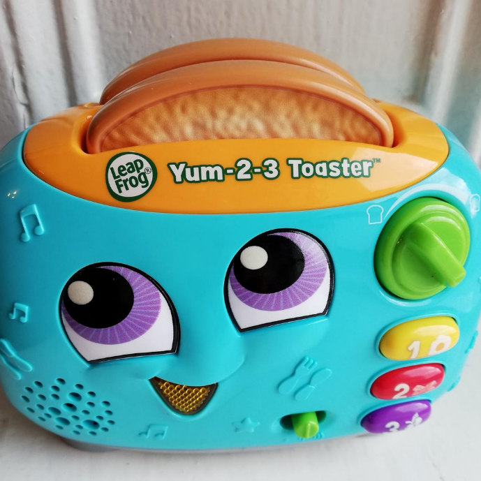 LeapFrog Yum 2-3 Toaster