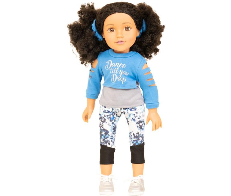 DesignAFriend Sienna Doll