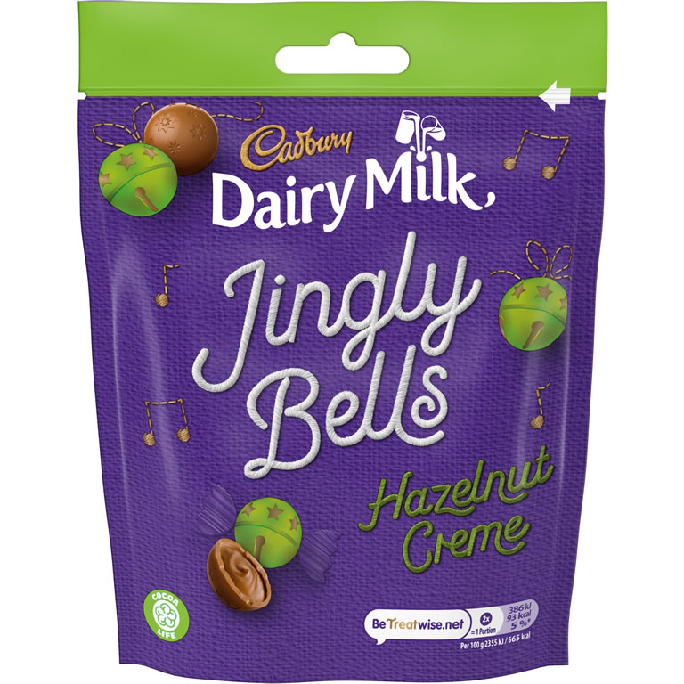 Image Of Cadbury Jingly Bells