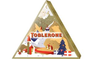 Image Of Cadbury Toblerone Selection Box