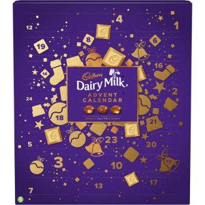 Image Of Dairy Milk Advent Calendar