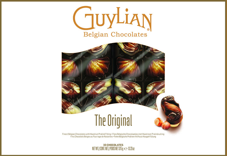 Image Of Guylian Chocolate Sea Shells