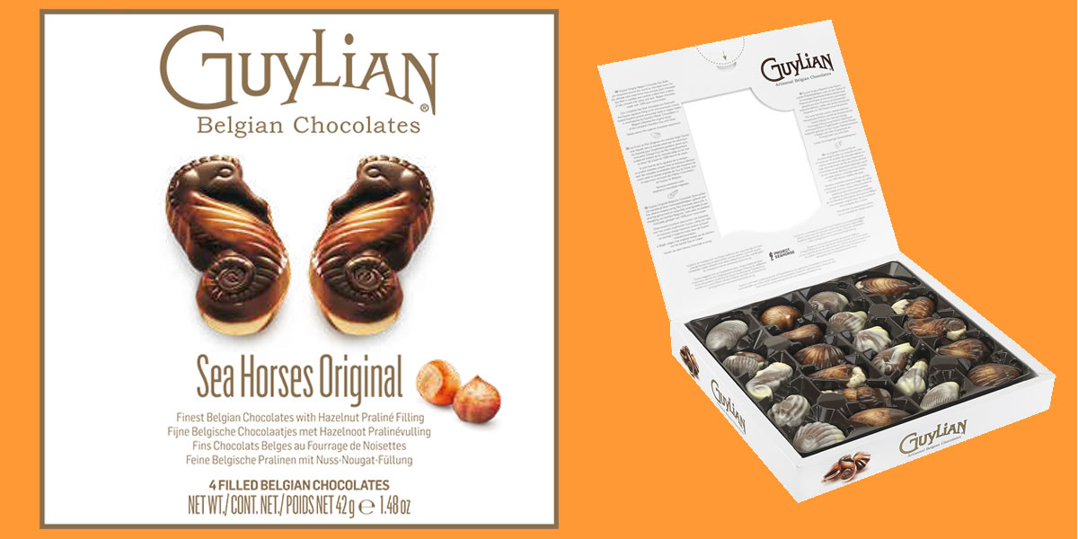 Image Of Guylian Chocolates Christmas Range 2020