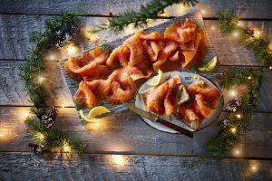 Image Of Iceland Luxury Salmon