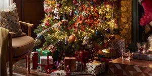 Image of John Lewis Christmas online store