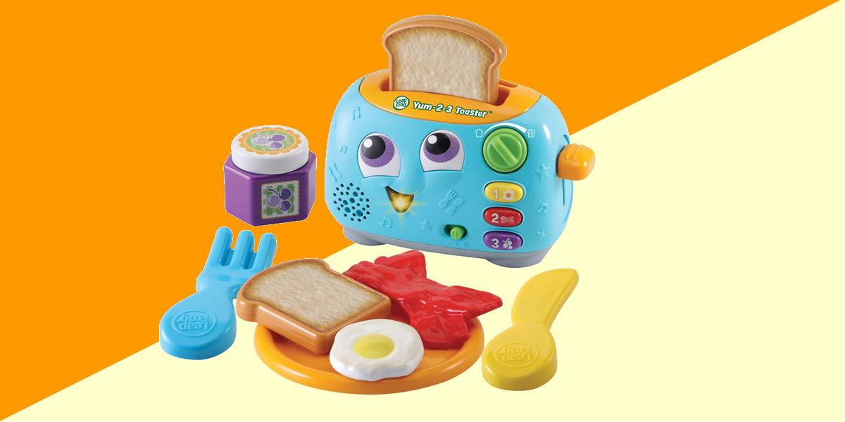 Image Of Leapfrog Yum 2-3 Toaster