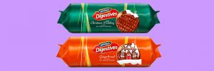 Image Of McVities New Festive Flavours Slider