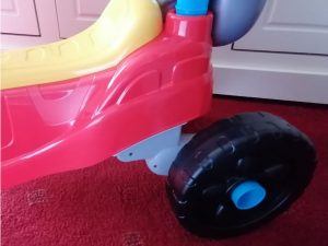 Image Of VTech Ride On Motorbike Tricycle
