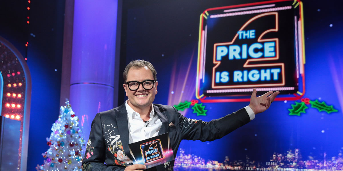 ITV Alan Carr Epic Gameshow Christmas Special