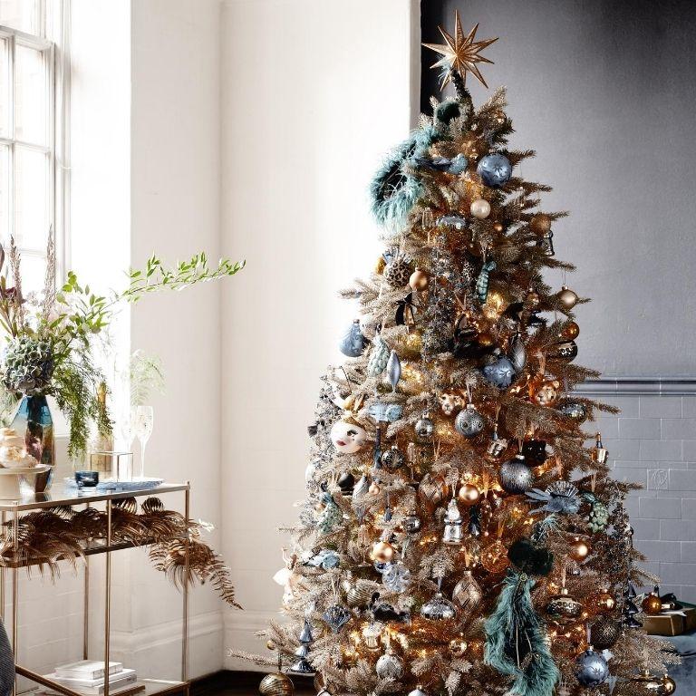 John Lewis & Partners Christmas 2020 - ART NOUVEAU