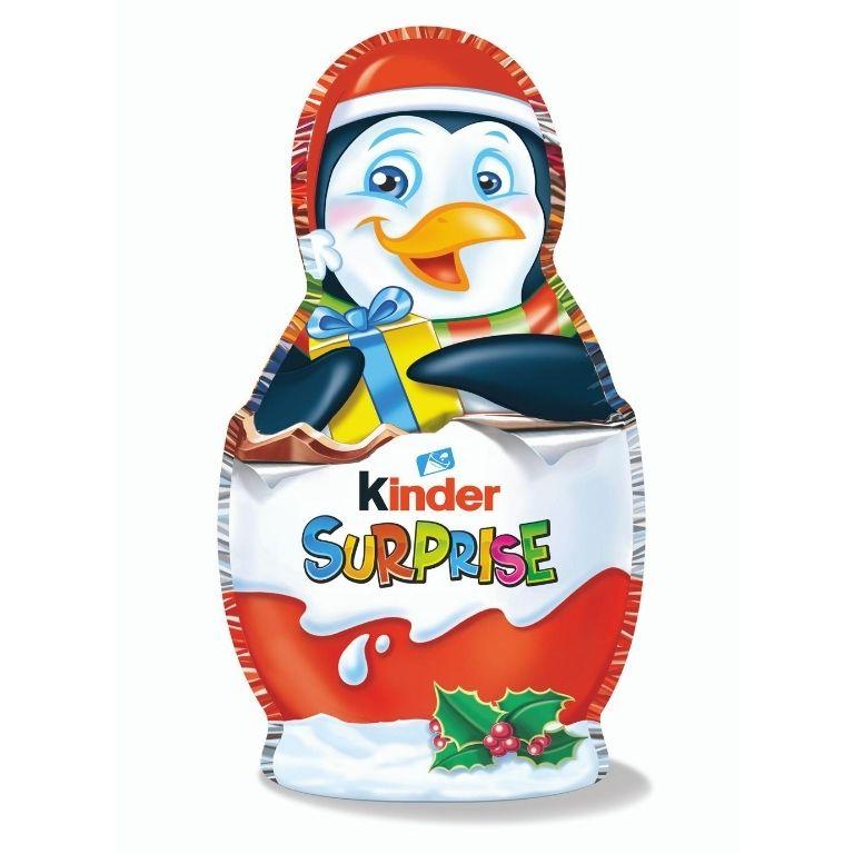Kinder Surprise Festive Friends
