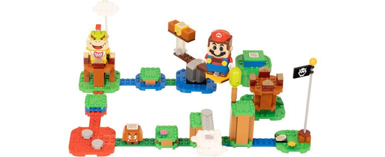 Lego Super Mario Adventures Starter Course