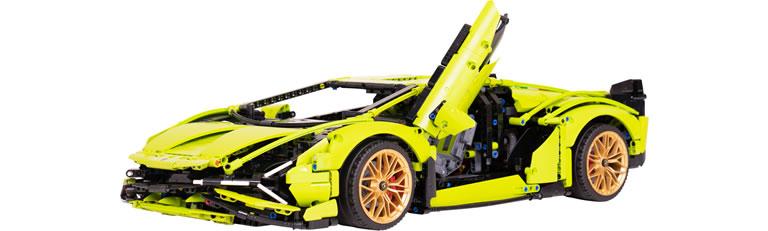 LEGO Technic Lambroghini