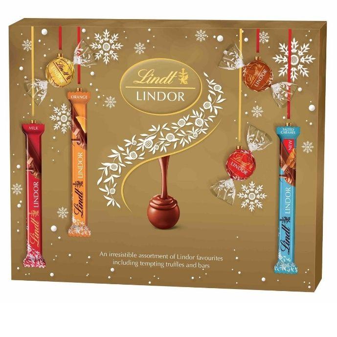 Lindt Lindor Christmas Selection Box
