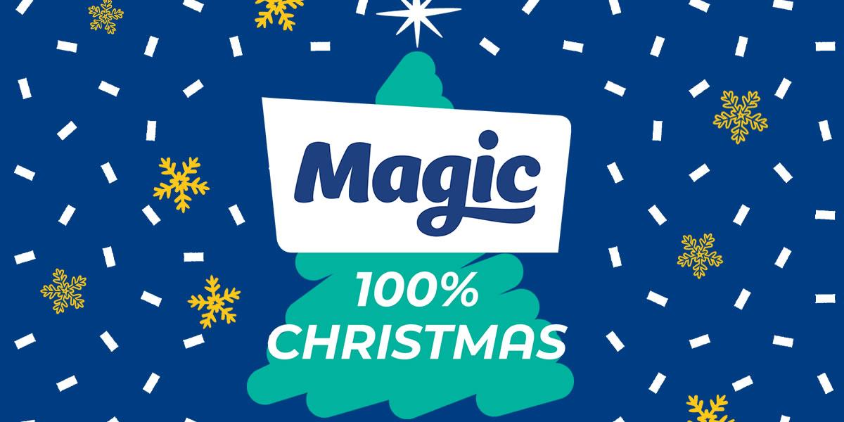 Image Of Magic 100% Christmas