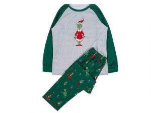 The Grinch - Matching Family Christmas Pyjamas