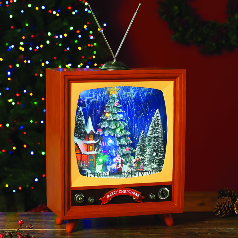 Image Of The Range Snowing TV