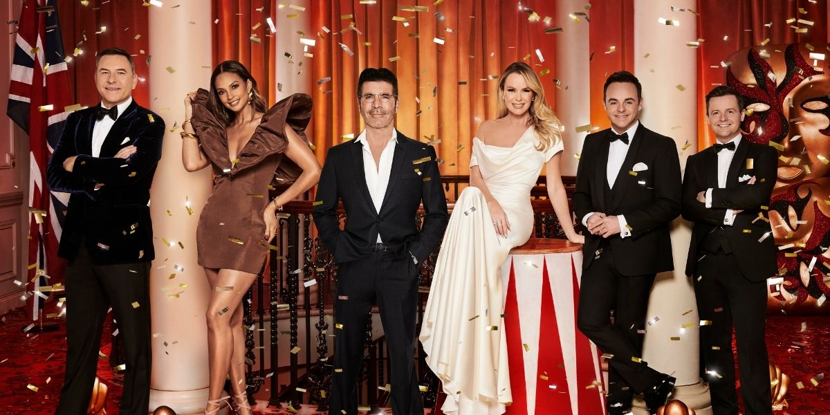 Britain's Got Talent - all judges and Ant and Dec