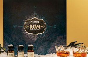 Drinks by the Dram Rum Advent Calendar
