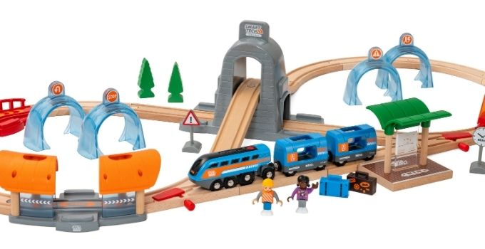 John Lewis and Partners top toy Christmas - Brio Smart Tech Sound £149.99