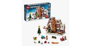 John Lewis and Partners top toys Christmas - LEGO Gingerbread House £84.99