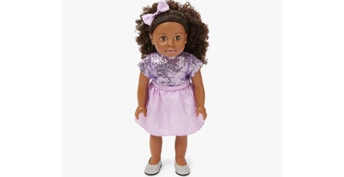 John lewis and Partners top toys Christmas - Collector's Doll £30
