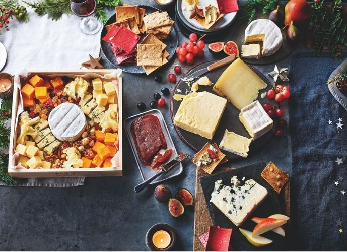 Marks and Spencer Christmas 2020 - Cheese Selection