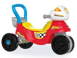 Kids Christmas Gift Guide 2020: VTech 3-In-1 Ride With Me Motorbike