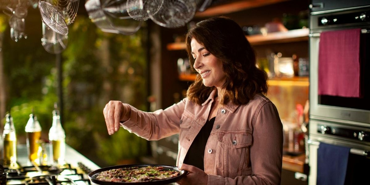 BBC Two Nigella Lawon Cook, Eat, Repeat
