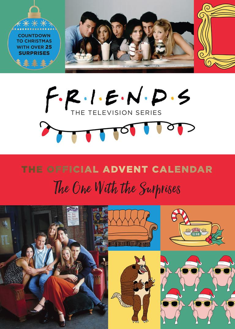 Image of Friends advent calendar