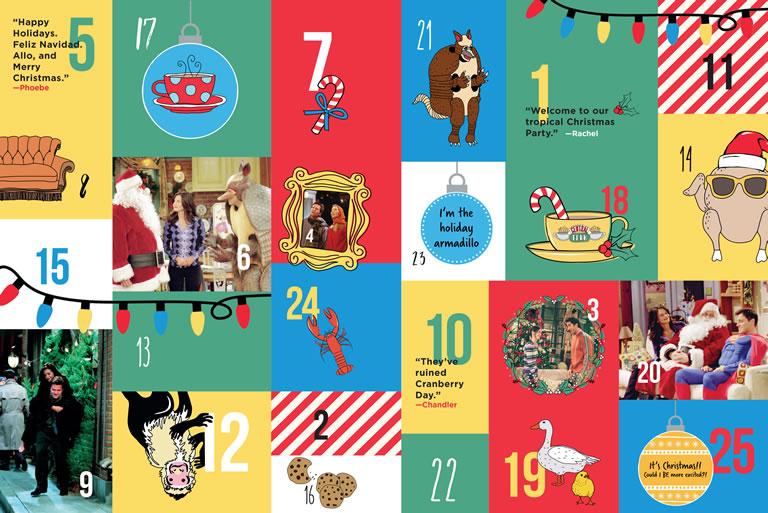 Friends Advent Calendar Open 2020