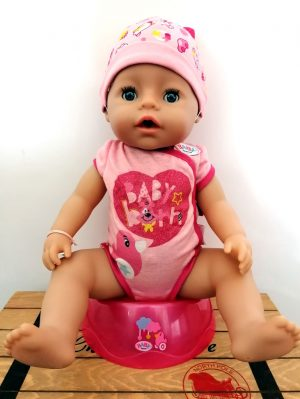 Image Of Baby Born Doll With Potty
