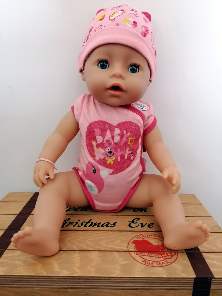 Image Of Baby Born Doll