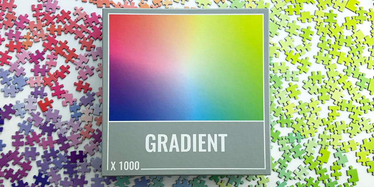 Image Of Cloudberries Gradient Puzzle