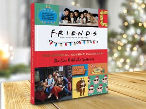 Image Of Friends: The One With The Surprises Advent Calendar