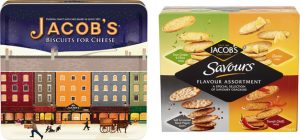 Image Of Jacobs Biscuits For Cheese
