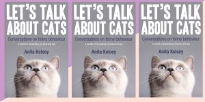 Image Of Let's Talk About Cats Books Giveaway