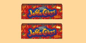 Image Of McVitie's Jaffa Cakes Orange And Cranberry Flavour