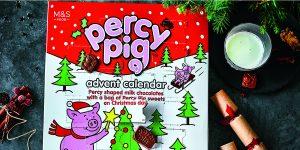 Image Of Percy Pig Advent Calendar M&S