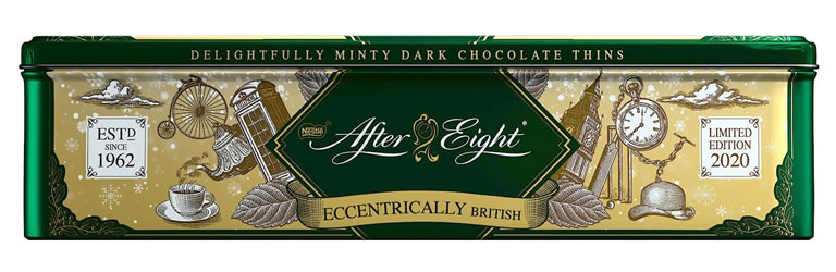 Image Of Nestlé After Eight Tin