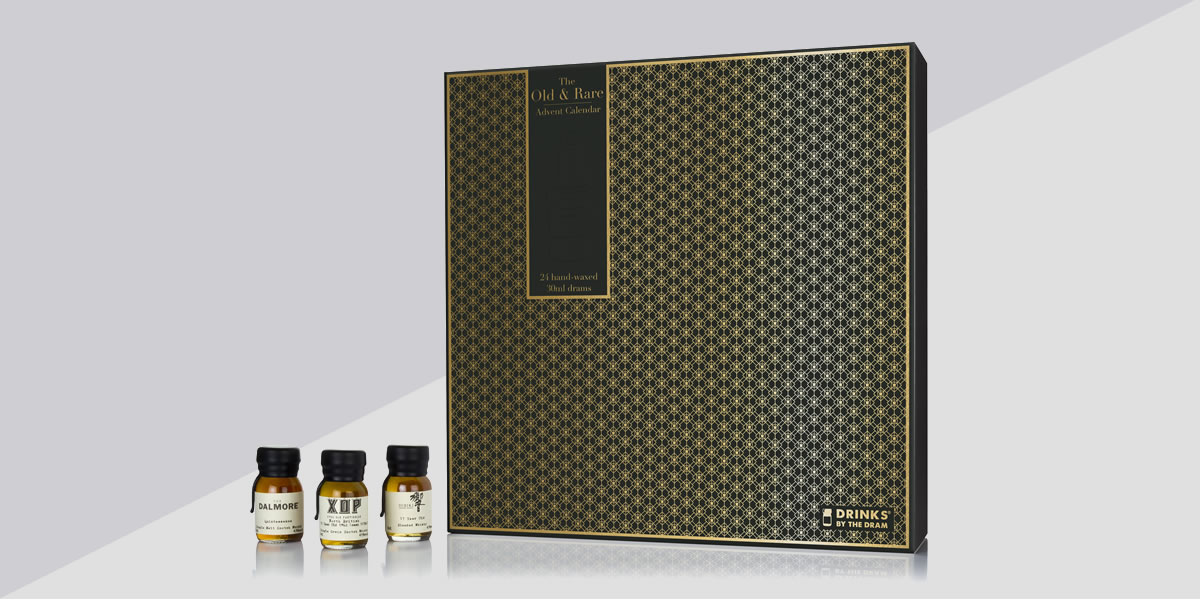 Image Of Old And Rare Whisky Advent Calendar Drinks By The Dram