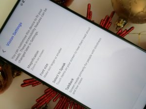Image of TCL 10 Lite setting