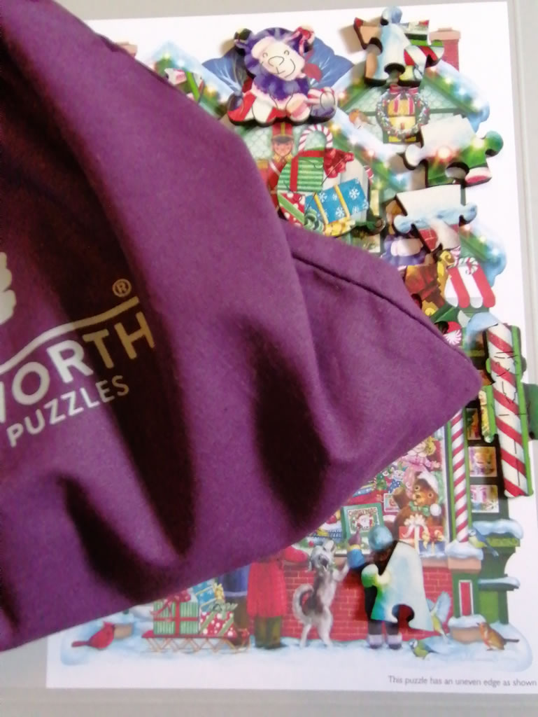 Image Of Wentworth Puzzle Festive Toy Shop
