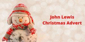 John Lewis Christmas Advert 2020