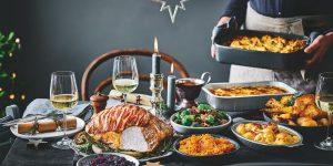 Marks and Spencer Christmas Food range 2020