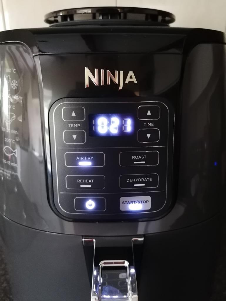 Ninja Air Fryer Settings