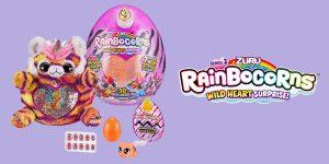 Rainbocorns Wild Heart Surprise Series 3 By ZURU